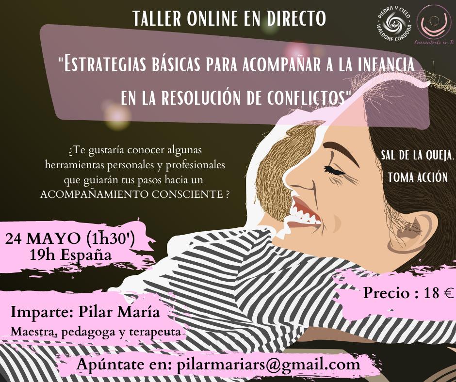 Pilar María Acompañamiento Consciente