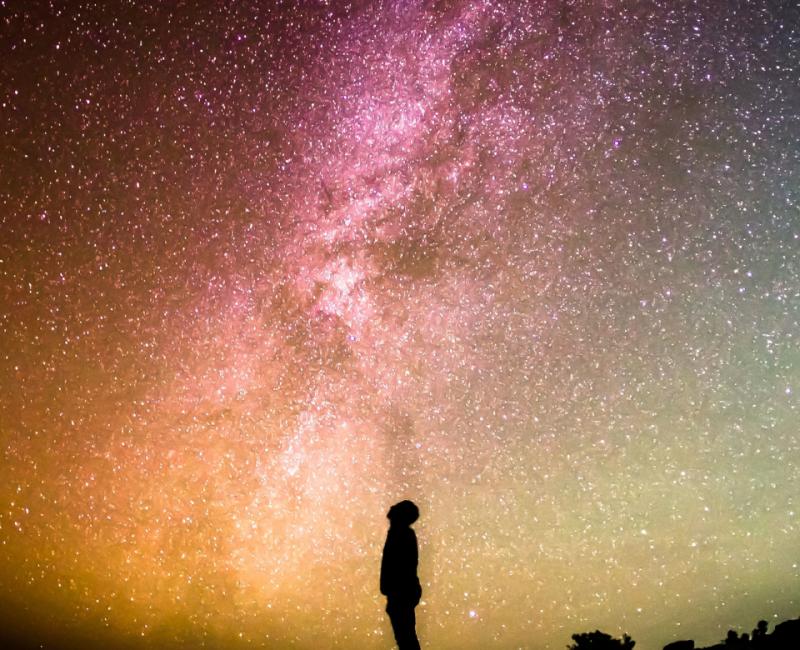El cielo de las estrellas